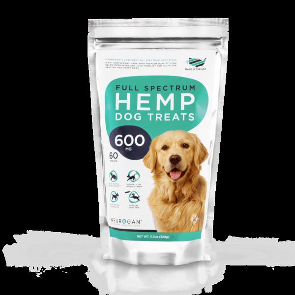 Hemp CBD Treats for Pets