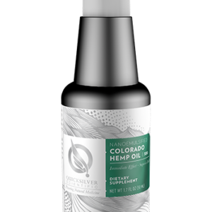 Quicksilver nanoemulsified Colorado hemp oil - 300