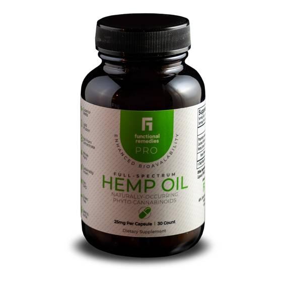 Functional Remedies Pro Hemp Oil