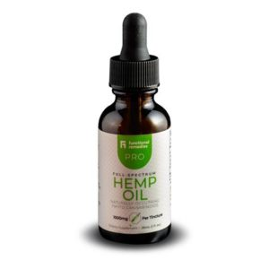 Functional Remedies Pro Hemp Oil