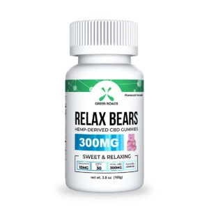 green roads 10mg CBD Gummy Bears